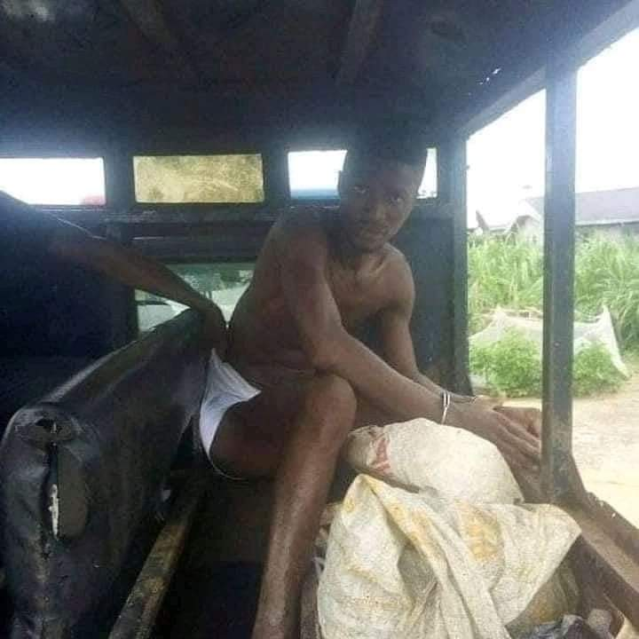 Man Kills His Roommate In Bayelsa, Sells Body Parts To A Pastor For Ritual